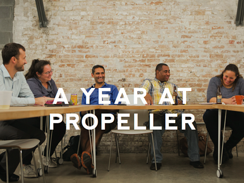 Since 2011, Propeller has supported 130 businesses and nonprofits, collectively generating $82 million in revenue and financing and creating over 310 jobs for New Orleanians.