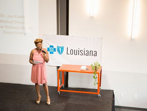 PitchNOLA: Living Well presented by Blue Cross and Blue Shield of Louisiana showcases 10 ideas to narrow health disparities in New Orleans.