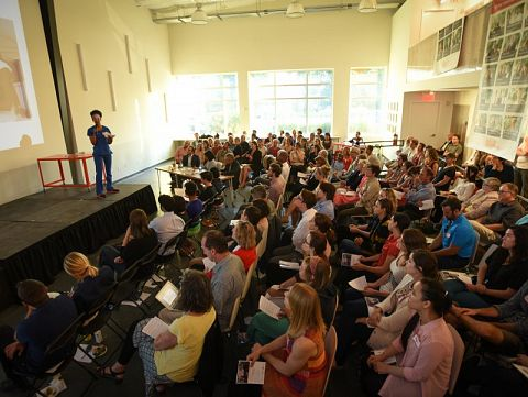 PitchNOLA: Living Well took place to a standing-room only crowd at the Propeller Incubator on Tuesday night.