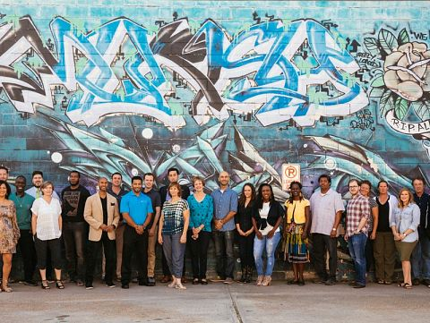This year's Startup Accelerator class brings ideas to increase equity in New Orleanians access to healthy food, equitable education, health services, and water management.
