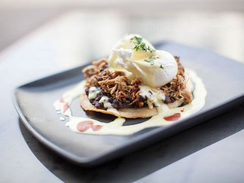 Chilango brings its Mexican brunch to Propeller Pop. Photo by Chilango NOLA.
